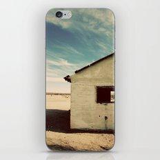 Desert House - Color iPhone & iPod Skin