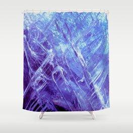 Cool Quartz Shower Curtain