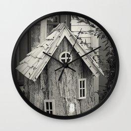 Munny Pit Wall Clock