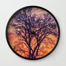 We will live again Wall Clock