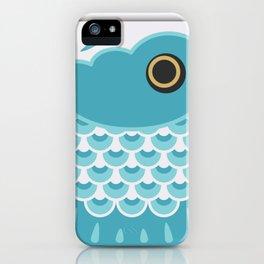 Koinobori | Aqua iPhone Case