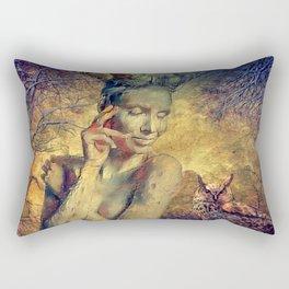 A TENDER MOMENT 01 Rectangular Pillow
