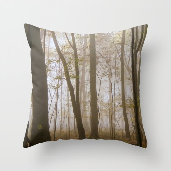 Lose Yourself Throw Pillow