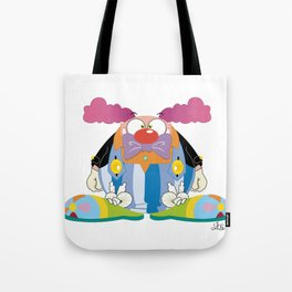 Big clown Tote Bag