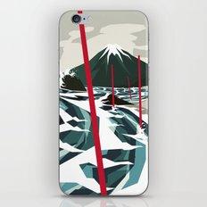 Breaking the Waves II iPhone & iPod Skin