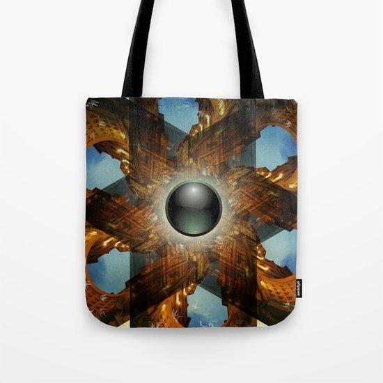 Emerald Chapel Tote Bag
