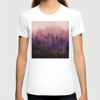 leaves T-shirts featuring The Heart Of My Heart by Tordis Kayma