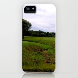 Mill Valley Road iPhone Case