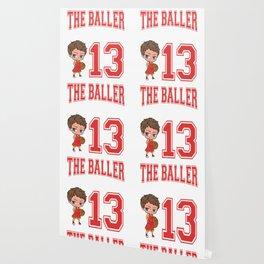 Coach Player Team Rebound Court Ball Collection The Baller Now 13 Sports Basketball T-shirt Design Wallpaper