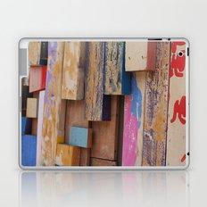 Paint Sticks Laptop & iPad Skin