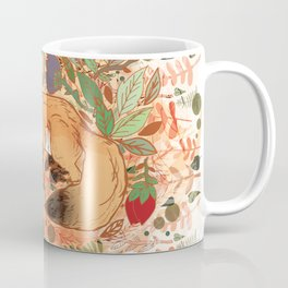 Lost in Nature Coffee Mug