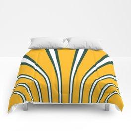 Green Bay Horizon Comforters