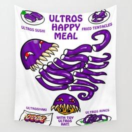 Final fantasy VI 6 Ultros happy meal Wall Tapestry