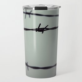 Barbed Wire Travel Mug