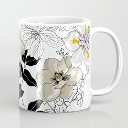 BOTANICAL BLISS Coffee Mug