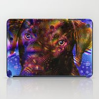 lab iPad Cases featuring Chocolate Lab by Roger Wedegis