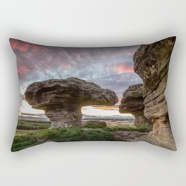 The Bunnet Stane Fife Scotland Rectangular Pillow