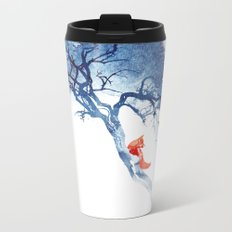 There's no way back Metal Travel Mug