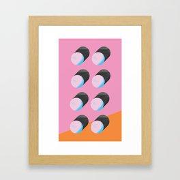 Itraconazol Framed Art Print