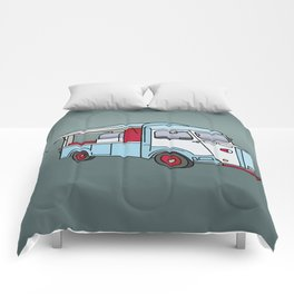 Food Truck Comforters