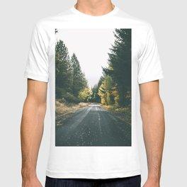 Autumn Drive T-shirt