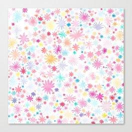 big bloom Canvas Print