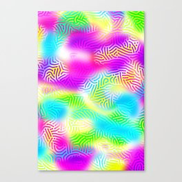 Pattern LXXXVII Canvas Print