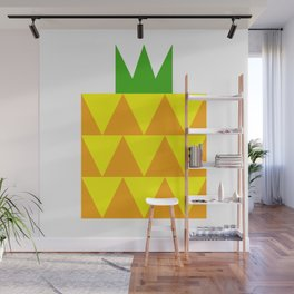 Ong Lai / Pineapple Wall Mural