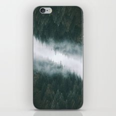 Forest Reflections IV iPhone & iPod Skin