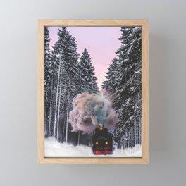 How fast can you pack? Framed Mini Art Print