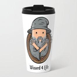 Wizards Represent Travel Mug
