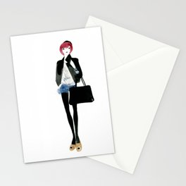 The Sartorialist Sketches 5 Stationery Cards