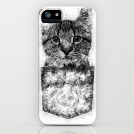 MEAW iPhone Case