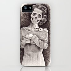 Yours Sincerely, Wasting Away iPhone (5, 5s) Slim Case
