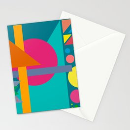 Four Sequences and Some Distractions Stationery Cards