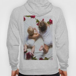 Love Roses Babies (Color) Hoody