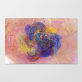 Love of Colours Canvas Print