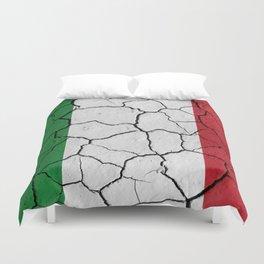 Italian economy Duvet Cover