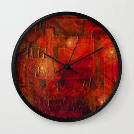 Imaginary Landscapes: Dancing in the Dark Wall Clock