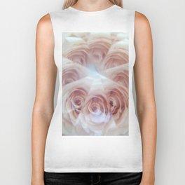 crystal rose Biker Tank