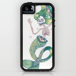 Green Lady Slumber iPhone Case