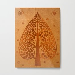 Bodhi Tree0504 Metal Print
