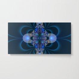 Kaleidart  Metal Print