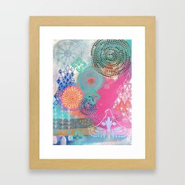 Beautiful Expansion Framed Art Print