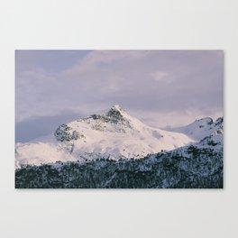 Vintage Mountain 09 Canvas Print