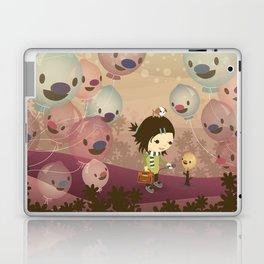 Balloon Tree Song Laptop & iPad Skin