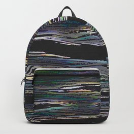 Abstract Estuary Backpack