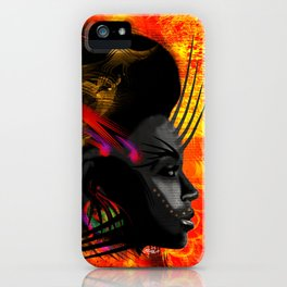 E V I L - C H I L D  iPhone Case