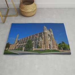Old West End Our Lady Queen of the Most Holy Rosary Cathedral II- horizontal Rug