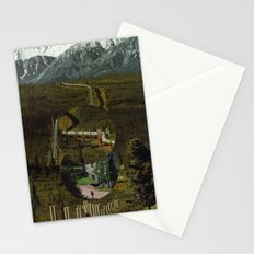 As For the Troubles You Will Face, I Can Only Say Good Luck Stationery Cards